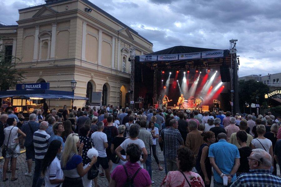 Stadtfest-Tagebuch: Der Sonntag
