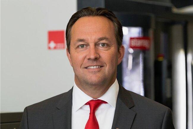 Christian Walti - Vorstandschef der Starrag Group