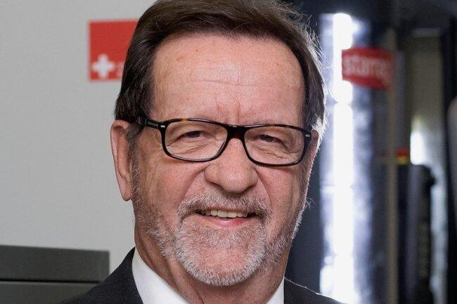 Walter Fust - Mitglied im Starrag-Verwaltungsrat