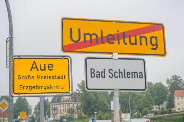 Bad Schlema: Protest und Polizeieinsatz im Gemeinderat