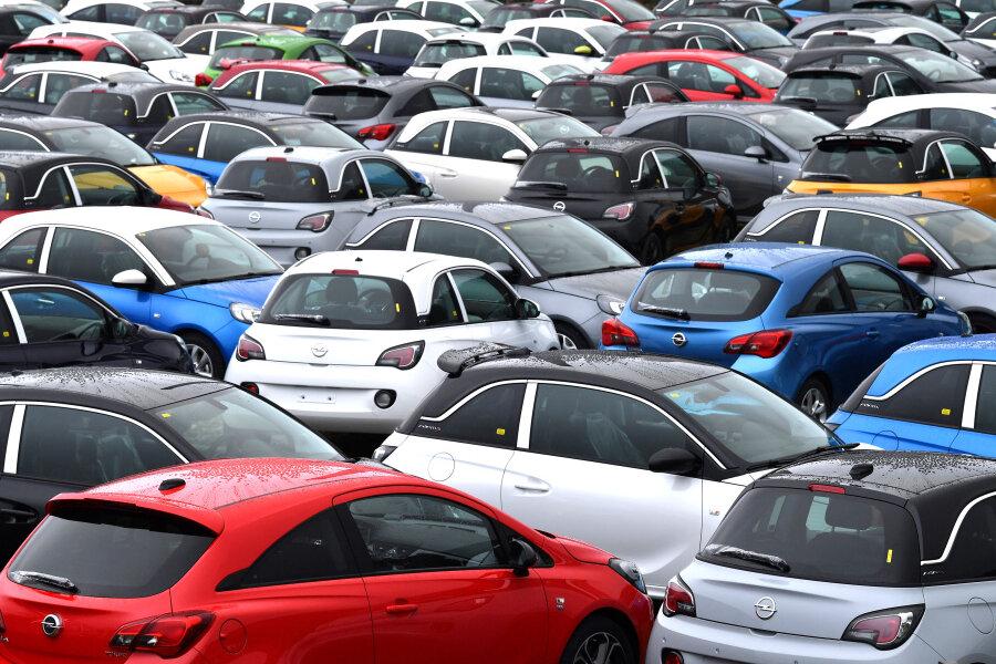 Gebrauchtwagen werden in Sachsen knapp und teurer