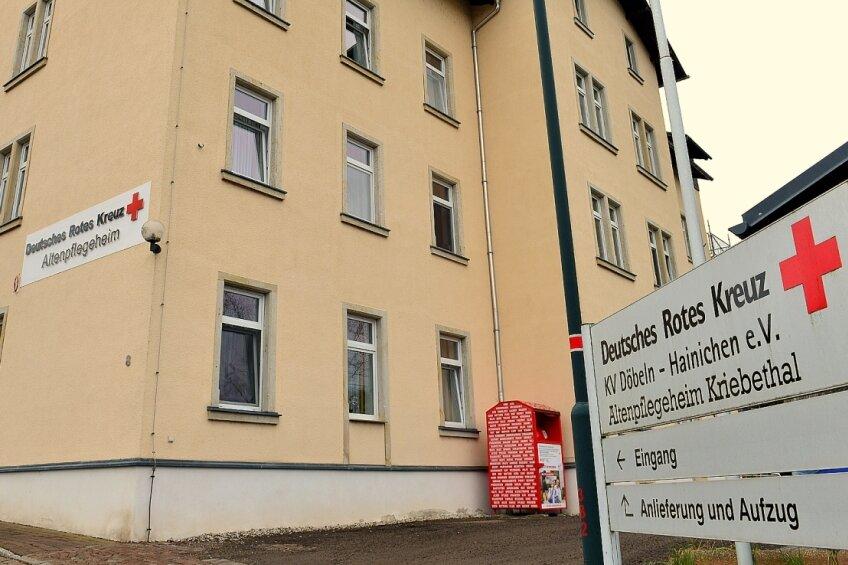 In das ehemalige DRK-Pflegeheim in Kriebethal soll wieder Leben einziehen. Das Gebäude soll nach den Plänen des Kreisverbandes als Schulungszentrum entwickelt und umgestaltet werden.