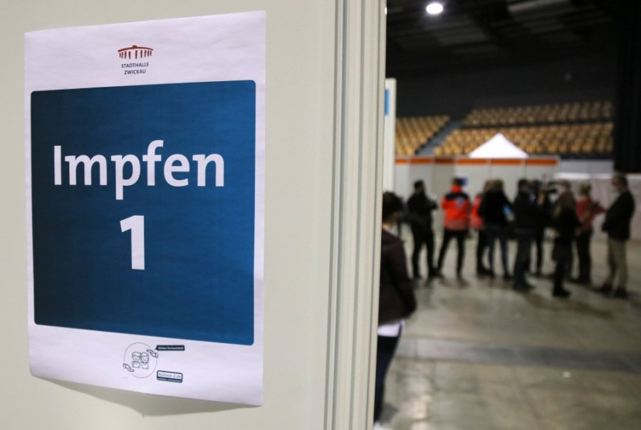 Bis spätestens 30. September werden alle vom Deutschen Roten Kreuz (DRK) in Sachsen betriebenen Impfzentren ihren Betrieb einstellen.