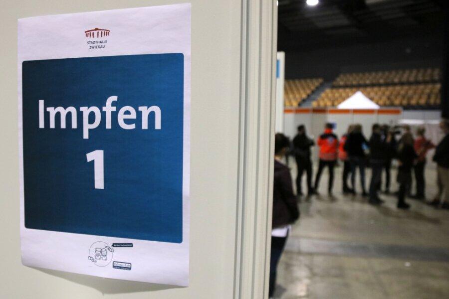 DRK: Neue Termine in sächsischen Impfzentren verfügbar