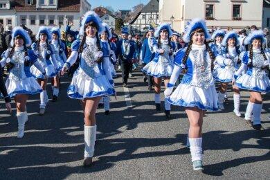 Anlässlich des 50-jährigen Bestehens des Faschingsclubs Penig gab es im Februar vorigen Jahres einen großen Umzug durch die Stadt. Ob die 51. Saison gefeiert werden kann, steht wegen der Coronapandemie allerdings noch in den Sternen.