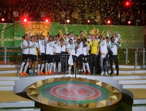 Auf dem Weg zum DFB-Pokalfinale winken hohe Einnahmen