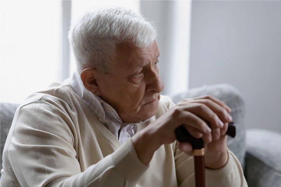 Einfach eingesperrt: Zustände wie im Lockdown sollen sich in den Pflegeheimen nicht wiederholen.