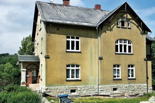 Attraktive ehem. Fabrikantenvilla in Bad Brambach / Mindestgebot 39.000 Euro