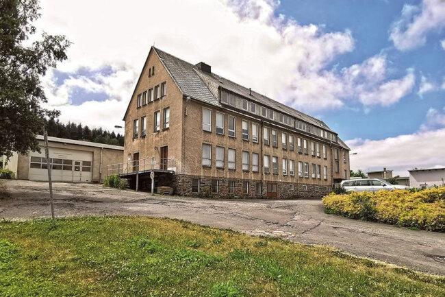 Gewerbeobjekt mit Nebengebäuden in Marienberg / Mindestgebot 75.000 Euro