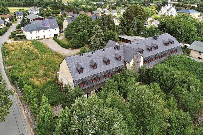 Herrenhaus eines ehem. Rittergutes in Thermalbad Wiesenbad / Mindestgebot 80.000 Euro