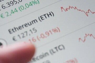Investments in Kryptowährungen wie Bitcoin sind selbst für Experten mit viel Risiko verbunden.