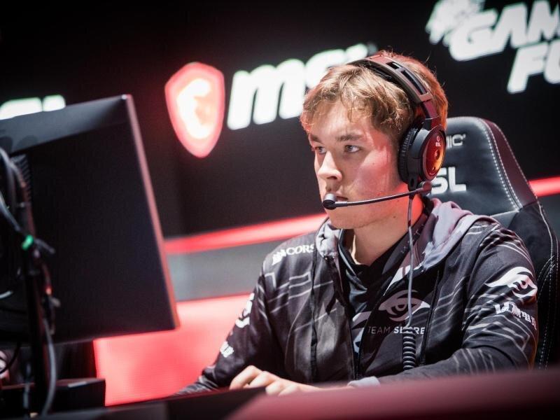 Der schwedische Offlaner Ludwig «zai» Wåhlberg gewinnt mit Team Secret ein weiters Event.