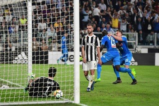 Koulibaly trifft zu Napolis 1:0-Sieg bei Juventus
