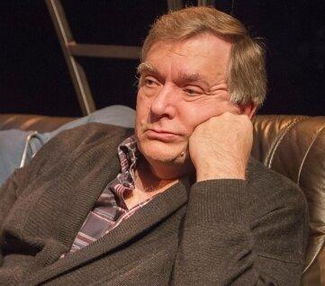 Michael Schramm - beliebter Schauspieler.