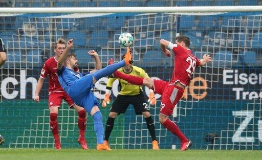 Spannendes Duell endet mit 3:2 für Bochum