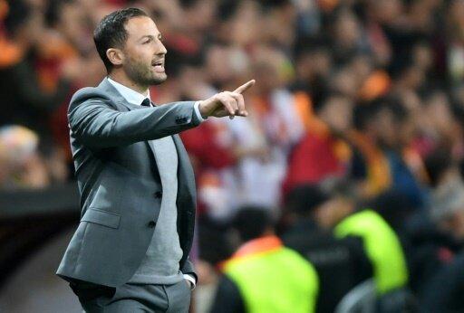 Spürt volles Vertrauen: Trainer Domenico Tedesco