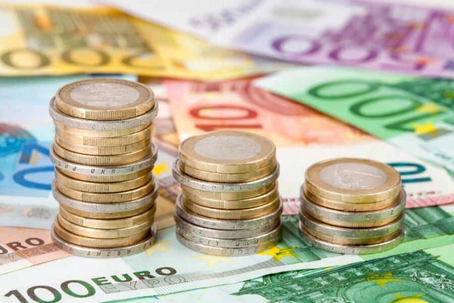 Im Rathaus in Crimmitschau gilt weiter eine Haushaltssperre.