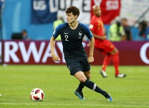 Benjamin Pavard ist zurück aus seinem WM-Urlaub