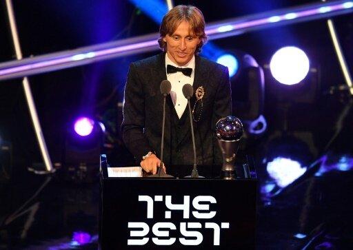 Modric war auch für Löw der Beste