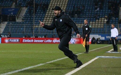 Butscher und Bochum gewinnen gegen Darmstadt 2:1
