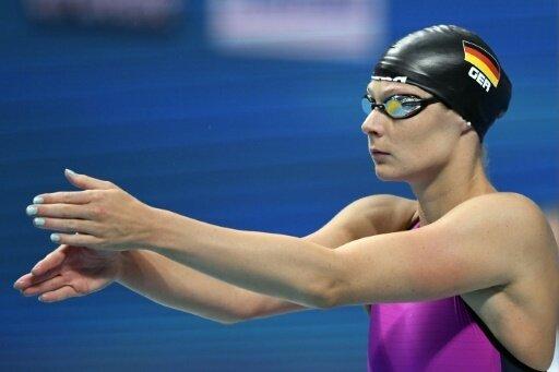Lisa Graf steht im Halbfinale der Schwimm-EM