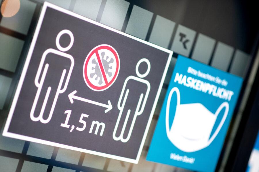 Corona-Lage in Zwickau: Inzidenzwert steigt nach einigen Tagen erstmals wieder