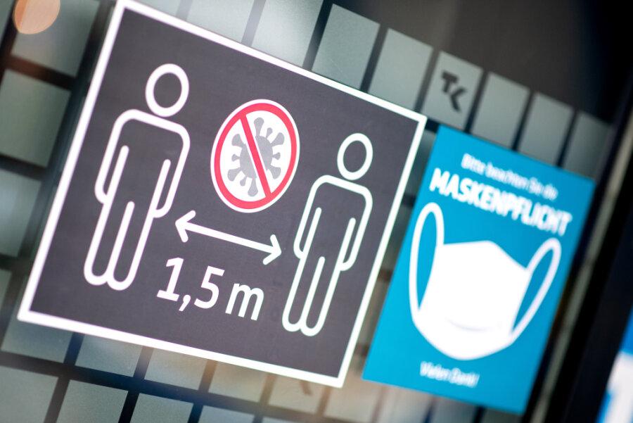 Corona-Lage in Sachsen: Knapp 148.000 Verdachtsfälle auf Covid-19 als Berufskrankheit