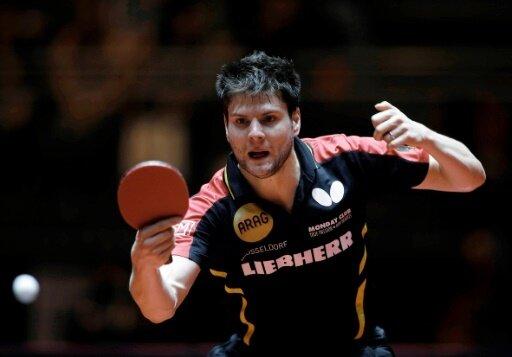 Dimitrij Ovtcharov steht im Viertelfinale der Czech Open