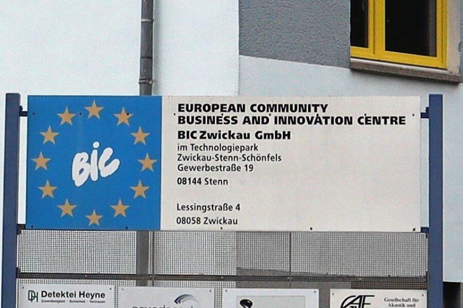 Das BIC mit seinen Standorten an der Lessingstraße in Zwickau (Foto) sowie in Stenn kann mehrheitlich an die Stadt übergehen.