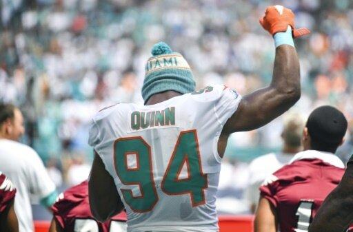Der Hymnenprotest in der NFL setzt sich weiter fort