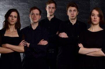 """Das Ensemble """"Accorda"""" ist am Montagabend in der St.-Georgen-Kirche in Schwarzenberg zu Gast."""