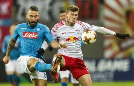Leipzig steht im Achtelfinale der Europa League