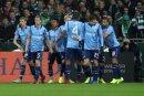 Leverkusen gewann in Bremen überzeugend mit 6:2