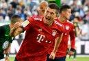 Bayern gewinnt - Lewandowski trifft doppelt