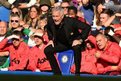 Mourinho ist nach dem Ausgleich kaum zu bändigen