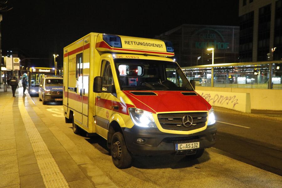 Angriff im Stadtzentrum: 13-Jähriger verletzt 39-Jährigen