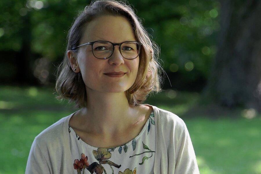 Angela Hoffmann koordiniert als Regionalmanagerin die Projekte im Schönburger Land. Sie ist nach Waldenburg zurückgekehrt.