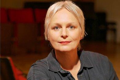 Ellen Schaller macht seit 1997 Kabarett in Chemnitz.