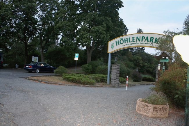 Am Höhlenpark steigt ab Freitag das diesjährige Syrauer Höhlenfest.