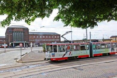 Die Bahn zum Hauptbahnhof wird wegen maroder Gleise zum 13. Dezember eingestellt.
