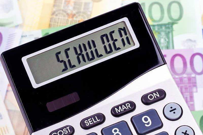 Sitzt man mitten im Schuldenstrudel, ist offensives Handeln angesagt