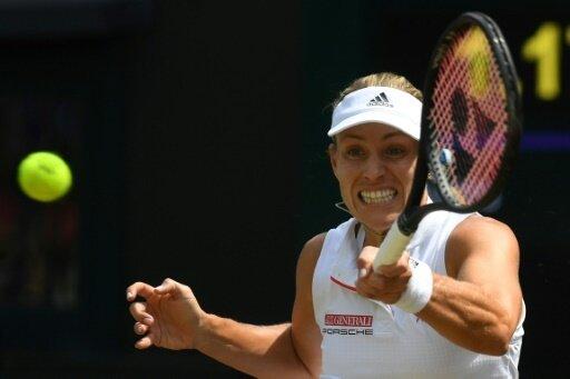 Angelique Kerber will bei den US Open wieder angreifen