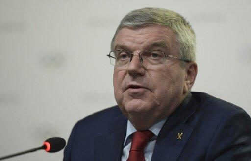 Bach ist seit 2013 IOC-Präsident
