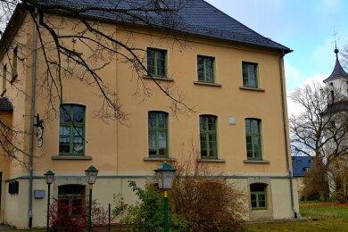 Das Bürgerhaus Sachsgrün soll saniert werden.