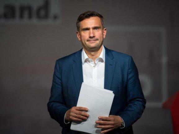 Martin Dulig, Landesvorsitzender der sächsischen SPD.
