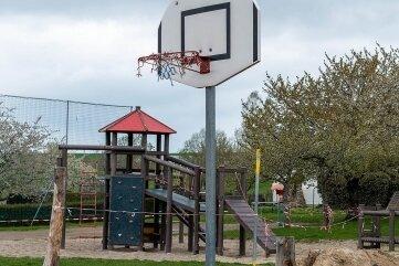 Im Plan für dieses Jahr: Das Außengelände von Grundschule und Hort soll neu gestaltet werden.