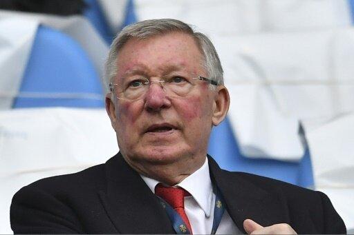 Sir Alex Ferguson wird nun stationär behandelt
