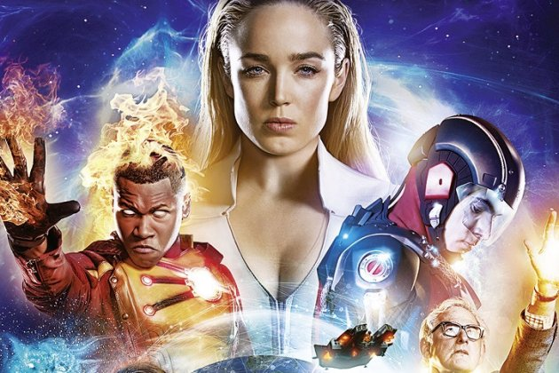 DC's Legends of Tomorrow - Staffel 3