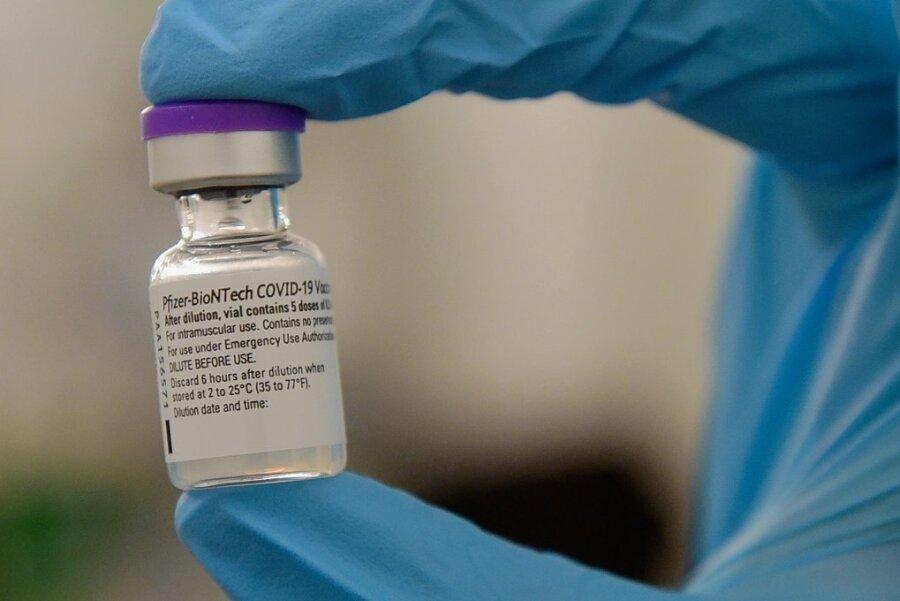 Ausschließlich der Biontech/Pfizer-Impfstoff soll im Impfbus zum Einsatz kommen.