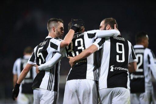 Juventus übernimmt vorübergehend die Tabellenspitze